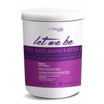 Botox Let Me Be Redução De Volume 1kg