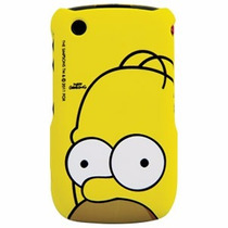 Funda Homero Para Blackberry 8520