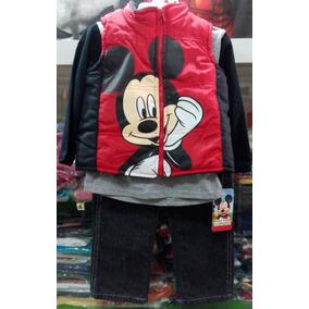 Conjunto Niño Disney Mickey Original