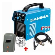 Soldadora Inverter 200 Amp Gamma Arc200 1,6-5,0mm Mascara