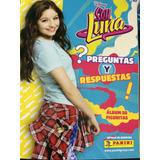 Album Soy Luna Completo Las 180 Figuritas A Pegar Y Lamina