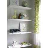 4 Prateleiras Decorativas Mdf Banheiro,cozinha,quarto