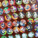 Coleção Completa Animaniacs Tazos Elma Chips