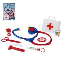 Kit Médico Little Doctors - Doctor Set - Pica-pau