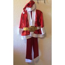 Disfraz De Santa Claus Para Niño.