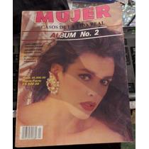 Revista Mujer Casos De La Vida Real Album # 2 De Silvia Pi