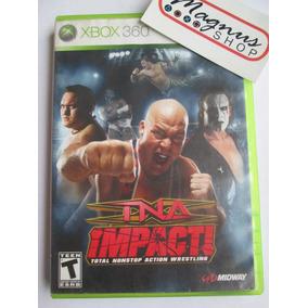 Tna Impact Para Xbox 360 Completo Lucha Libre En Español