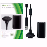 Kit Carga Y Juega Xbox 360 - Zugars Game