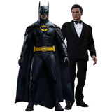 Batman & Bruce Wayne - Batman Returns - Hot Toys