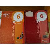Libro Ciencias Sociales Y Naturales 6 Y 7 Los 2x 200
