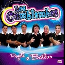 Cd Los Cumbiambas - Pegate A Bailar - Nuevo - Envios X Oca.-