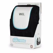 Mochila Transporter P/ Nintendo Wii