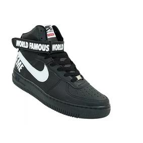 Tênis Masculino Nike Air Force Cano Longo Supreme Barato