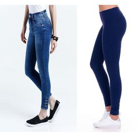 Kit Calça Jeans Biotipo + Calça Legging K2b + Frete Grátis