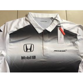 Chomba Hombre Escudería Mclaren Honda F1 Original Talle L