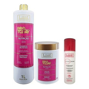 Kit Pro To Day Nutrição 1kg + Spray Intensiv Repair Lissé