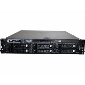 Servidor Dell Poweredge 2950 2 X Xeon 6 X 146gb 15k Sas 8 Gb