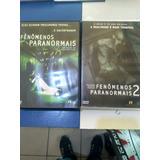 Fenômenos Paranormais 1 E 2 Original Usado