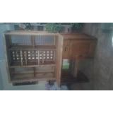 Mueble Rústico Madera Oferta