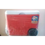 Cava 40 Litros Con Rueda Ice Roller Nueva