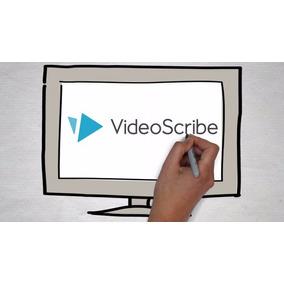 Programa Para Presentaciones Animadas Sparkol Videoscribe !!