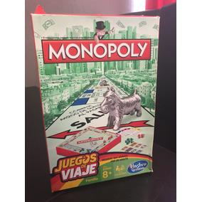 Juego De Mesa Monopoly Marca Hasbro