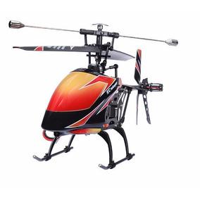 Helicoptero De Controle Remoto Grande V912 + Bateria Reserva