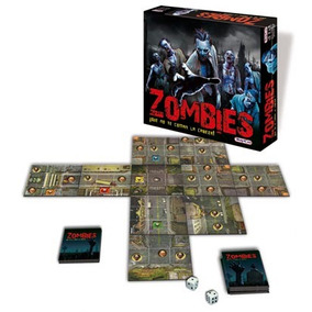 Zombies Juego De Mesa Adultos Juegos De Mesa En Mercado Libre