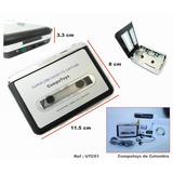 Computoys27 Digitalizador Cassete Usb Walkman Qutc01q Zutc01