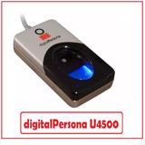 Lector Biometrico Huella Digital Persona U4500