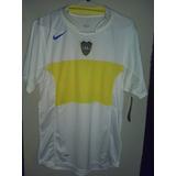 Camiseta De Boca Juniors 2004 Nike Nueva Sin Publicidad