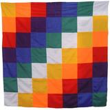 Wiphala - Bandera De Los Pueblos Originarios 100x100.