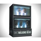 The Walking Dead 3ª Temporada Edição Limitada Bluray Aquário
