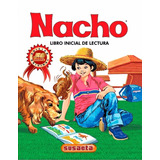 Cartilla Nacho: Libro Inicial De Lectura + Abc Stickers
