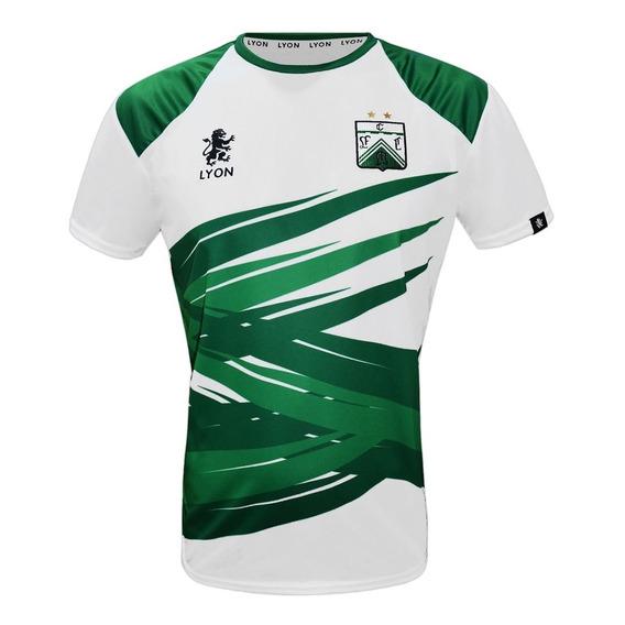 Camiseta Remera Ferro Lyon Entrenam 2020 Original Blanca