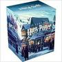 Box Livros Harry Potter Coleção J.k. Rowling 7 Volumes