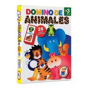 Juego Dominó De Animales Ruibal