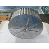Turbina Metalica 1075 X 400 Ccw Eje 1/2