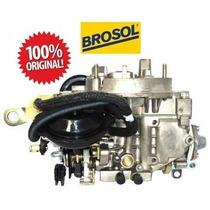 Carburador Gol Gt Gts Ap 1.8 Alcool 2e - Original Brosol
