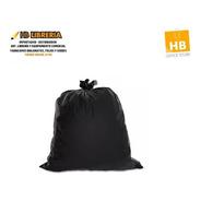100 Bolsas Consorcio Negra Residuos Super Reforzada 60x90