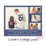Regalos Personalizados Dia Del Padre Foto Collage Novios