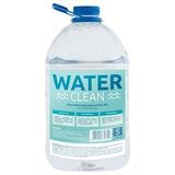 Água Destilada Para Autoclave - Water Clean 5lts