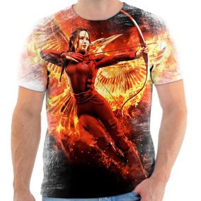 Camiseta Blusa Personalizada Jogos Vorazes Torvo 4k Hd 01