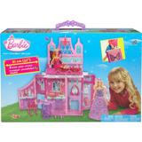 Mattel Y6855 Barbie Mariposa Portable House