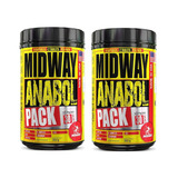 Kit 02 Unid. Anabol 30 Pack - Military Trail - Midway