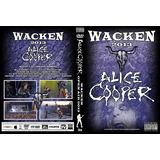 Alice Cooper - Live Wacken 2013