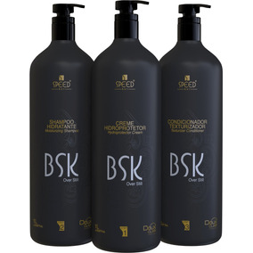 Doux Clair Speed Ker Escova Progressiva Bsk Over Still 3x1l