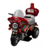 Moto A Bateria Policia Clásica 6 Volts Para Chicos Oferta!