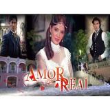 Dvd Novela Amor Real Dublada Em 10 Dvds Frete Gratis