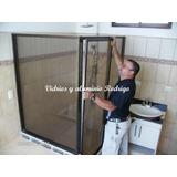 Ventanas Vidrios Aluminio Espejos Puertas De Baño Y Mas